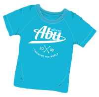 ABUniverse Changing The World T-Shirt Blue