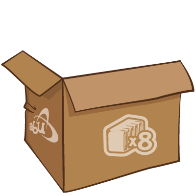 Mixed Case Box Front