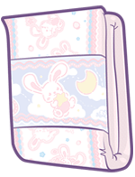 ABUniverse BunnyHopps Night Diaper