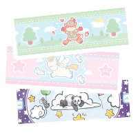ABUniverse Extra Wide Diaper Sticker Store